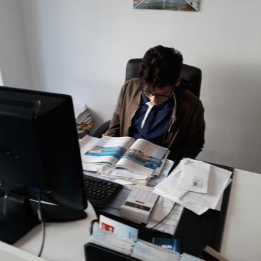 Bürokaufmann