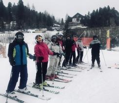 Skiunterricht